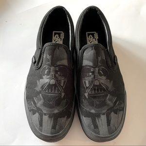 VANS Star Wars Dark Side Darth Vader Size 9